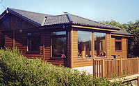 driftwood self catering holiday chalet